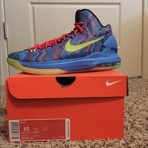 Nike Shoes - KD V Christmas